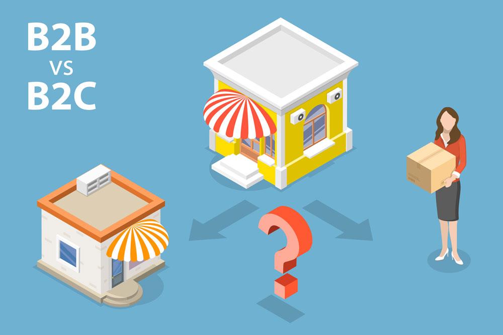 E-commerce B2B vs B2C : 5 différences à connaître