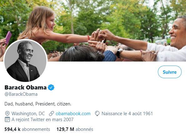 Comment changer son nom sur Twitter ?
