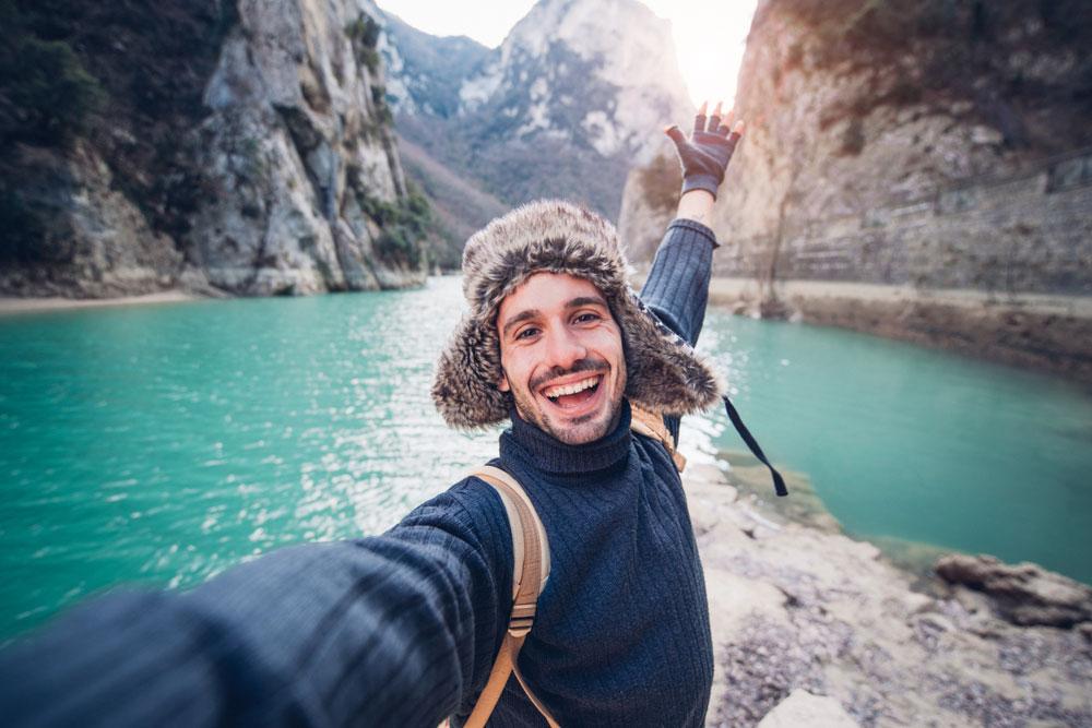 selfie-nature-homme