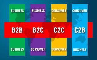 5 différents types de e-commerce à connaître